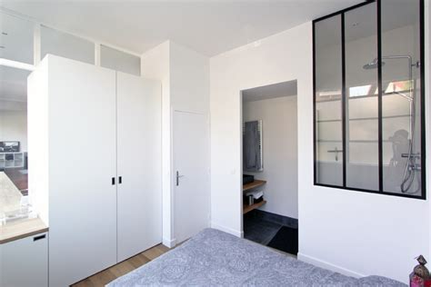 chambre avec salle d eau ouverte wonderful salle d eau chambre 5 best chambre avec salle