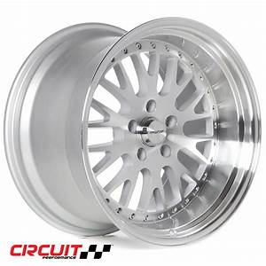 Cp21 18x11 Silver  Machined 5x114 3 Et20 Wheel