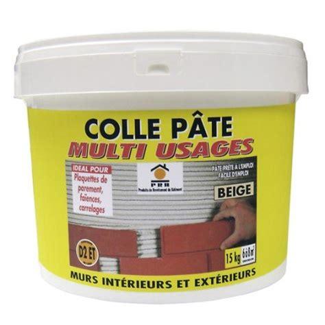 colle en p 226 te pour plaquette de parement beige prb 15kg leroy merlin