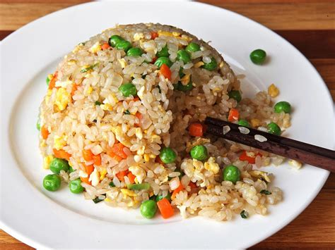easy vegetable fried rice recipe serious eats