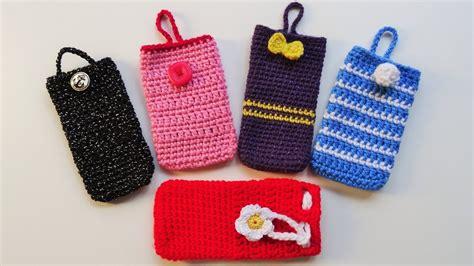 heklana futrola za mobilni telefon crochet cell phone