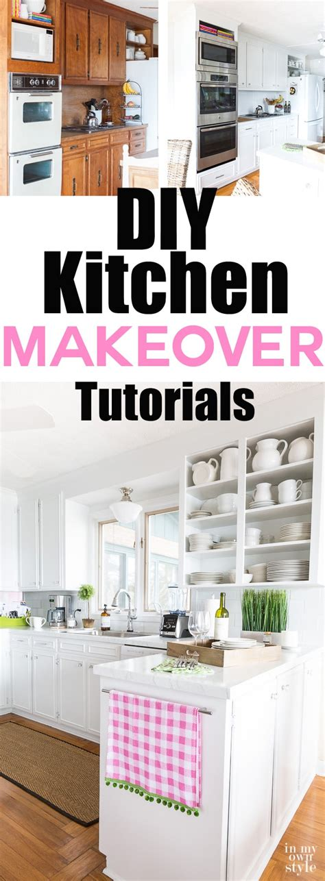 diy budget kitchen makeovers diy kitchen makeover completion cost breakdown in my 6802