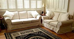 Custom slipcovers and couch cover for any sofa online for Custom made sectional sofa covers