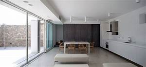 Luxury Elegant House Modern Interior Glass Interior ...