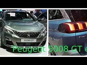 Gamme Peugeot 5008 : peugeot 5008 et 3008 deux suv haut de gamme salon de gen ve 2017 youtube ~ Medecine-chirurgie-esthetiques.com Avis de Voitures