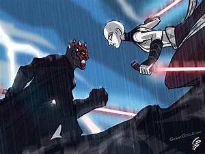 Darth Maul VS Asajj Ventress image - Clone Wars - Mod DB