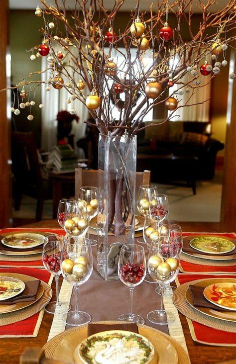 christmas tree table decoration 50 best diy christmas table decoration ideas for 2018 5039