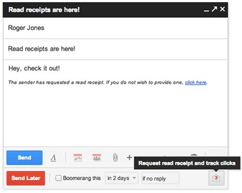 gmail with read receipts boomerang for gmail