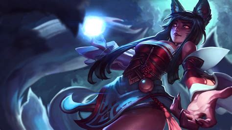 Ahri Animated Wallpaper - knkl ahri for live wallpaper purposes