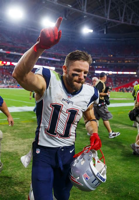 patriots julian edelman nearing extension