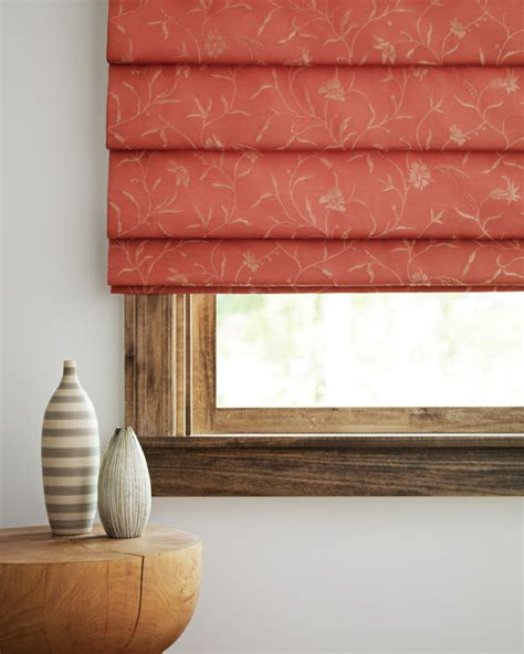Fabric Roman Shades  Hunter Douglas Dallas, Richardson Tx