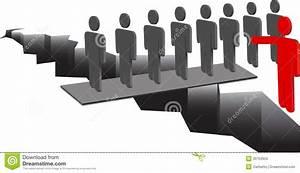 Leader Guide Stock Vector  Illustration Of Career  Good