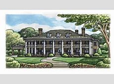 antebellum home plans colonial plantation house plans