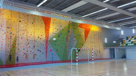 construction du gymnase des lavandi 232 res 224 germain en laye marty sports