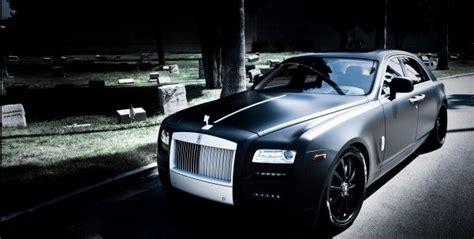 Rolls Royce Black Ghost By Platinum Motorsport