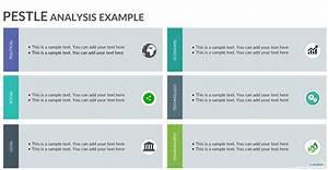 Pestle Analysis Example