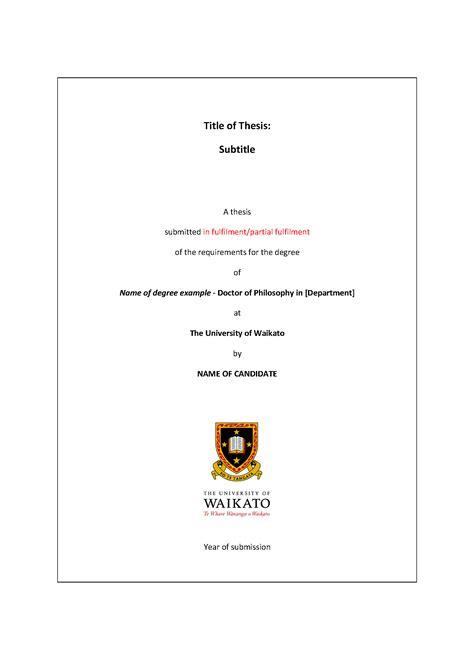 thesis   library university  waikato
