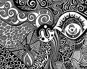 Cool Black And White Graphic Designs