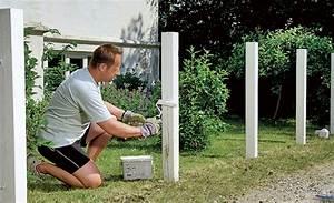 Zaun Günstig Selbst Bauen : zaun streichen ~ Eleganceandgraceweddings.com Haus und Dekorationen