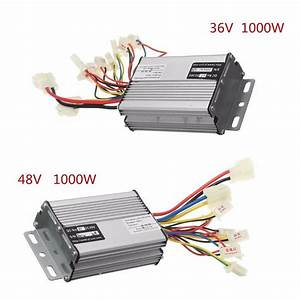 36v  48v 1000w Electric Scooter Speed Controller Motor