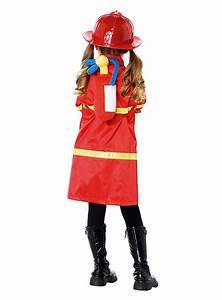 Fire Girl Child Costume