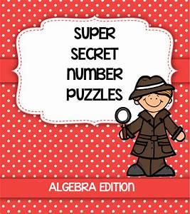 Super Secret Number Puzzles