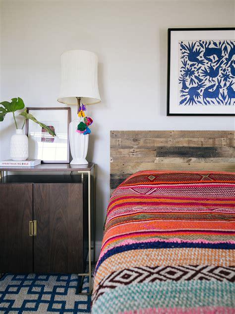 decorating  peruvian textiles   bedrooms