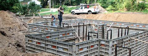pouring concrete walls high country construction and poured concrete walls kalamazoo michigan area home builders