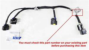 Oem Ignition Coil Wire Harness Fits Hyundai Santa Fe 2 7l