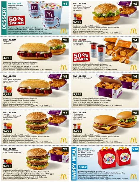cuisine promotion best 25 mcdonalds coupons ideas on i remember