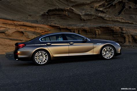 Gran Coupe Bmw by Styling Analysis Bmw 6 Series Gran Coupe Tailored