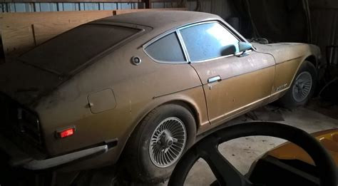 Datsun Models By Year by One Year Model 1974 Datsun 260z