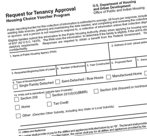 section 8 housing application should i accept housing voucher section 8 tenants
