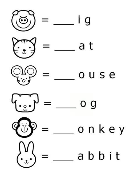 beginning sounds letter worksheets for early learners 167 | ba861d75062d5612fb7c5ae902c87d78