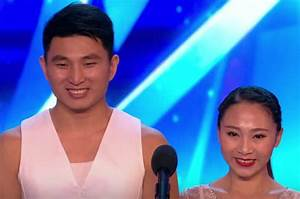 chinese dancer britains got talent: Gao and Lui granted ...
