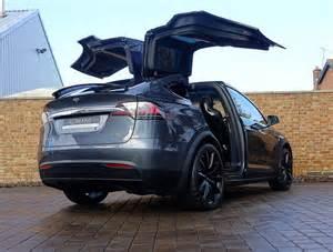 X 2016 Model Tesla P100D