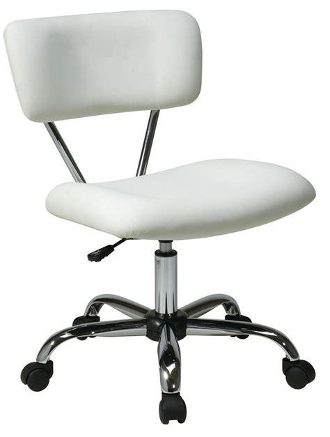 white office desk chair vista task chair white vinyl desk task swivel office chair