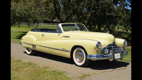 1949 Buick Roadmaster Convertible For Sale by Sold 1948 Buick Roadmaster Convertible Ca