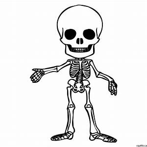 cartoon skeleton pictures to pin on pinterest thepinsta With simple cpu diagram galleryhipcom the hippest galleries