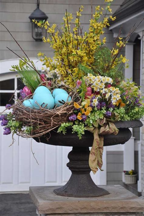 Ostern Dekorieren Ideen by Top 22 Cutest Diy Easter Decorating Ideas For Front Yard