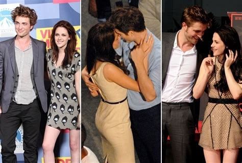 Robert Pattinson and Kristen Stewart Relationship Timeline ...