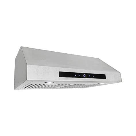 best under cabinet range hood 2017 cosmo umc30 stainless steel under cabinet range hood 30