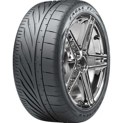 Goodyear Eagle F1 Supercar (asymmetric) Tyres