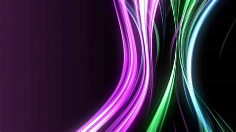 moving background neon rays  cool color tones youtube