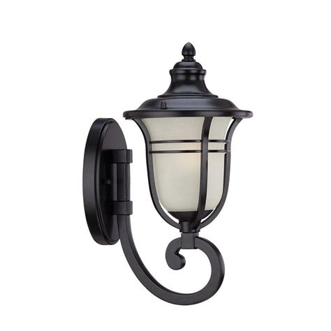 acclaim lighting montclair collection 1 light matte black