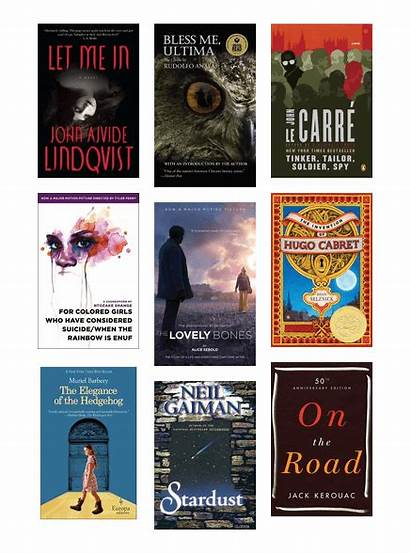 Books Been Into Movies Bibliocommons Monica Santa