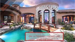 Die Schönsten Pools : die sch nsten h user der welt mit pool youtube ~ Markanthonyermac.com Haus und Dekorationen