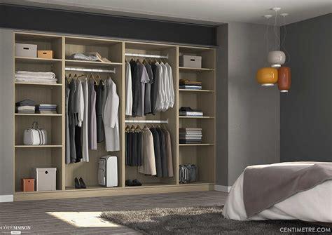 placard dressing chambre placard dressing sur mesure centimetre com côté maison