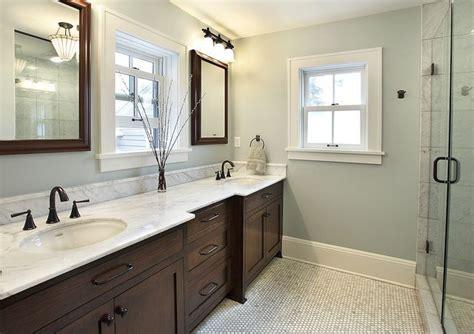 Bathroom Fixture Colors by Painting Bathroom Almond Fixtures Paint Colors That Go