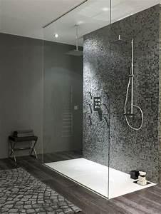modeles salle de bain avec douche italienne meilleures With modele de salle de bain avec douche italienne